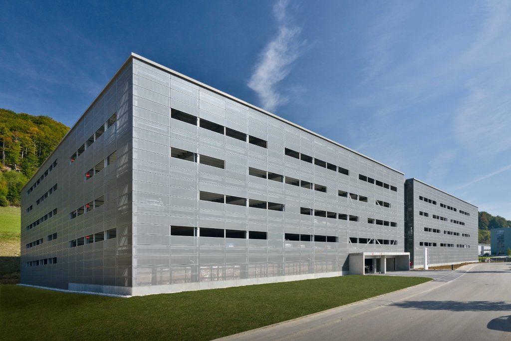 Project Oberkochen, Carl Zeiss AG Car Park
