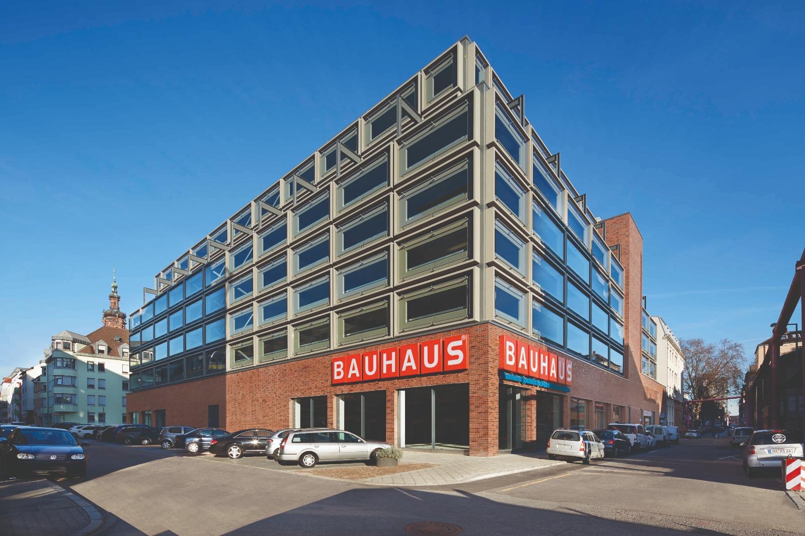 Mannheim Parkhaus