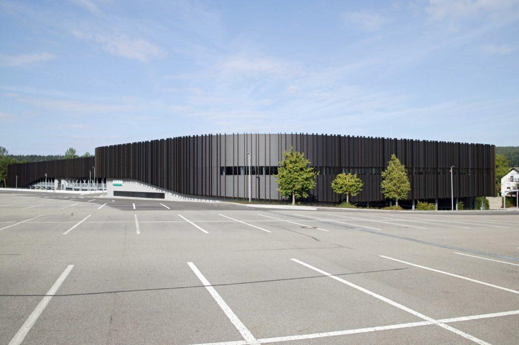 Project Lossburg, ARBURG Car Park