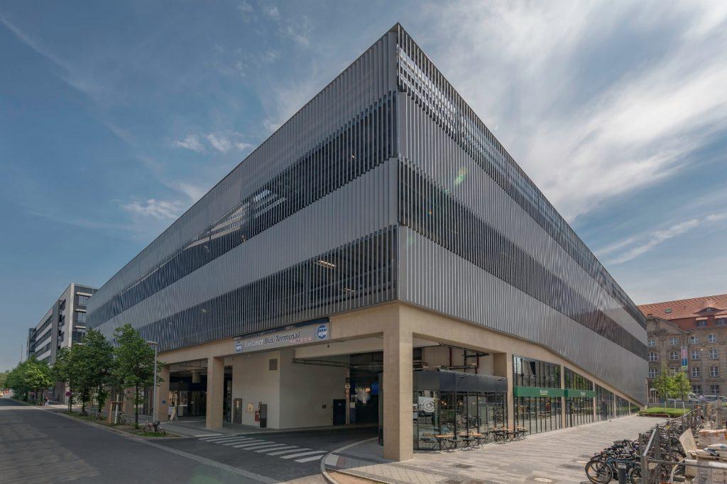 Projekt Leipzig, Parkhaus BusTerminal