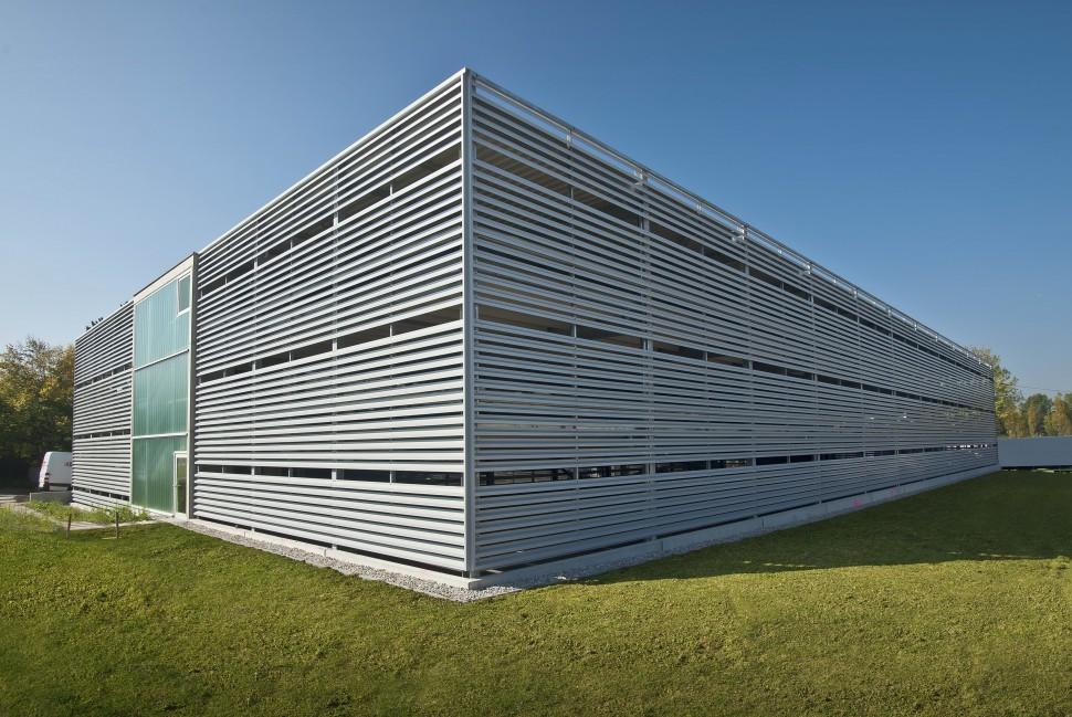 Project Dornach, CONCOR Car Park
