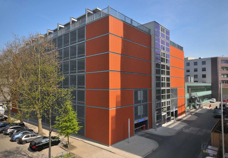Projekt Dortmund, Parkhaus St. Johannes Hospital