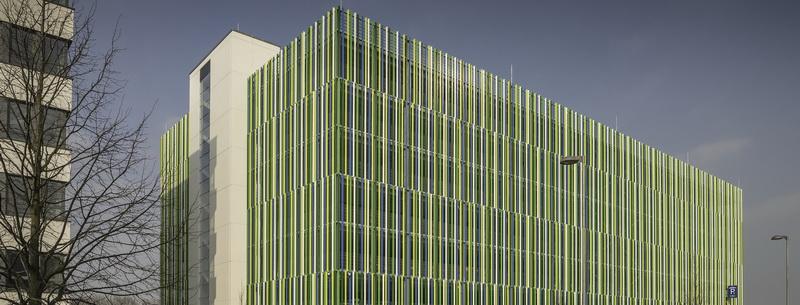 Project Kelsterbach, RIVERBAY Multi-Storey Car Park