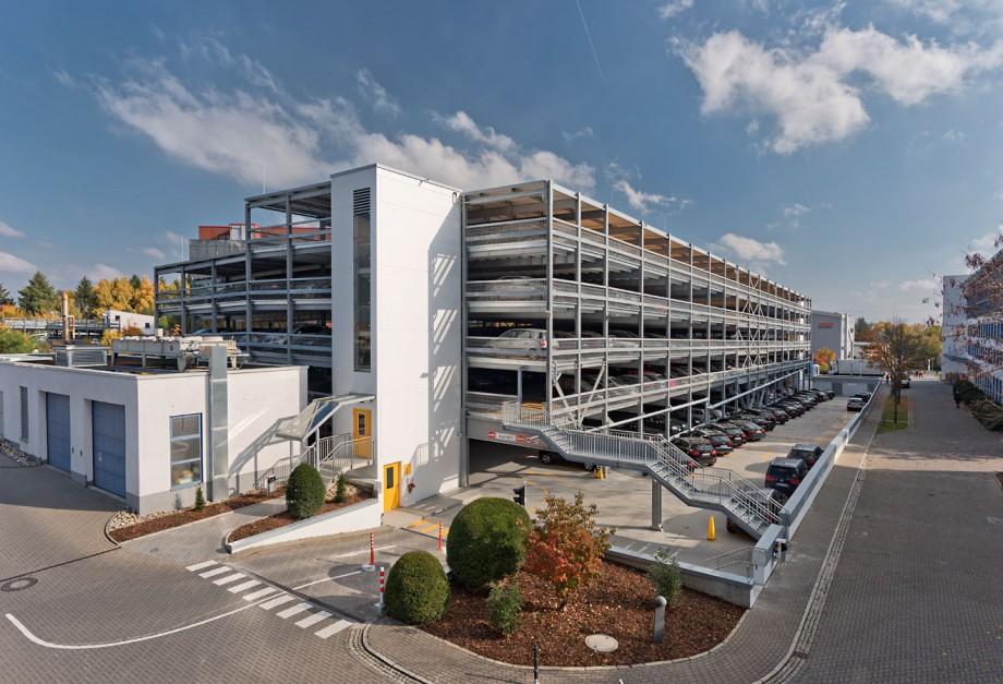 Project Oberursel, Thomas Cook Staff Car Park