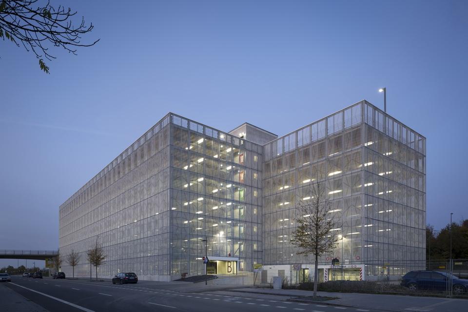 Projekt Aachen, Parkhaus RWTH Melaten Süd