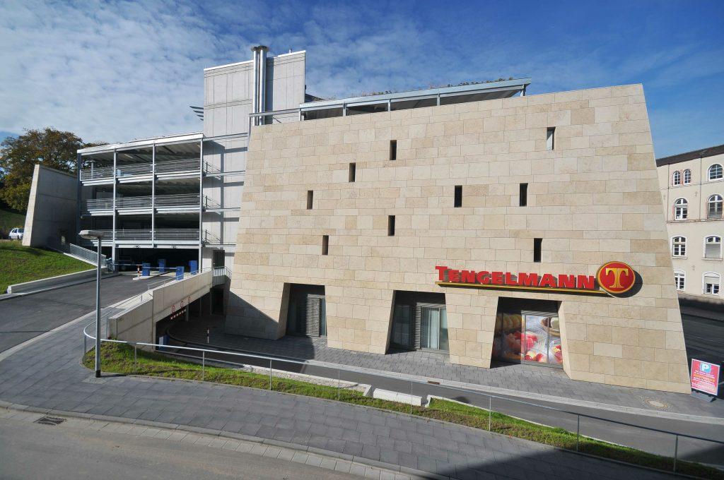 """Projekt Mainz, Parkhaus """"Römisches Theater"""""""