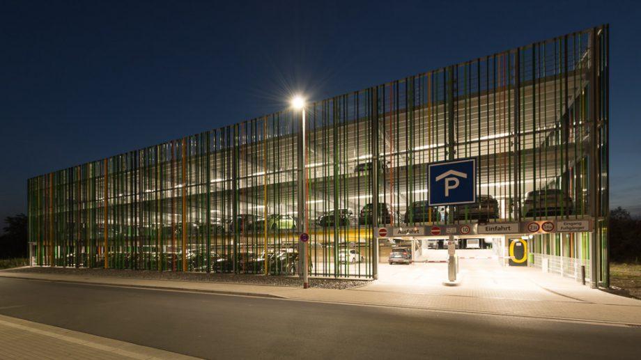 Project Dortmund, Am Pariser Bogen Car Park