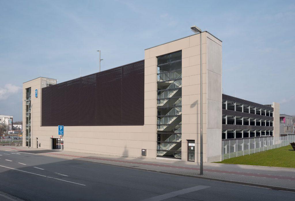 Projekt Dortmund, Parkhaus PHOENIX-See