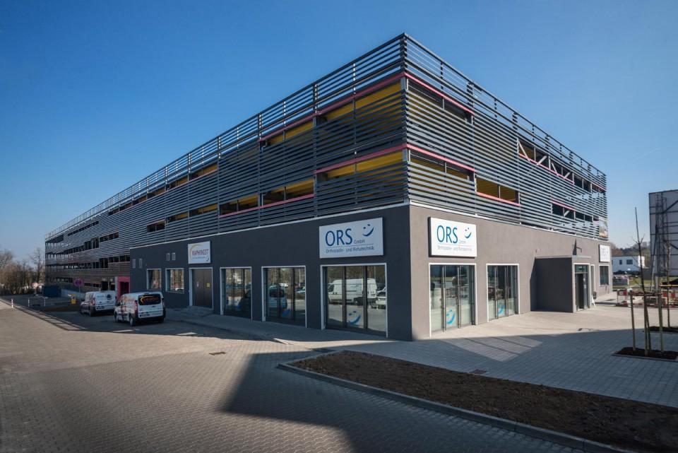 Projekt Wetzlar, Parkhaus Lahn-Dill-Kliniken