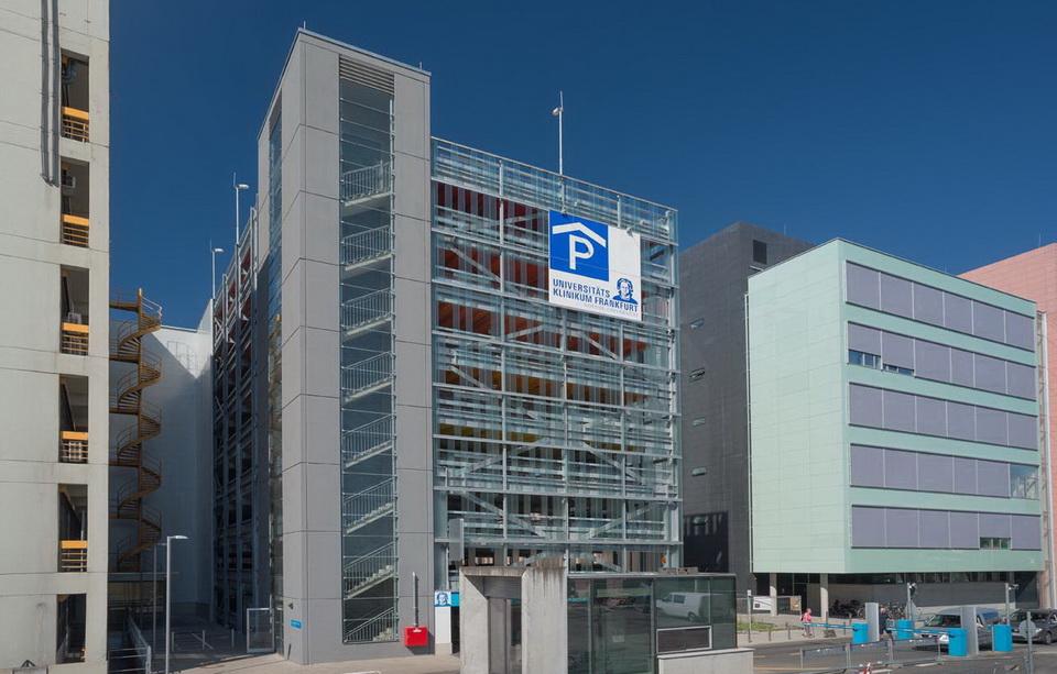 Project Frankfurt, Johann Wolfgang Goethe University Hospital Car Park