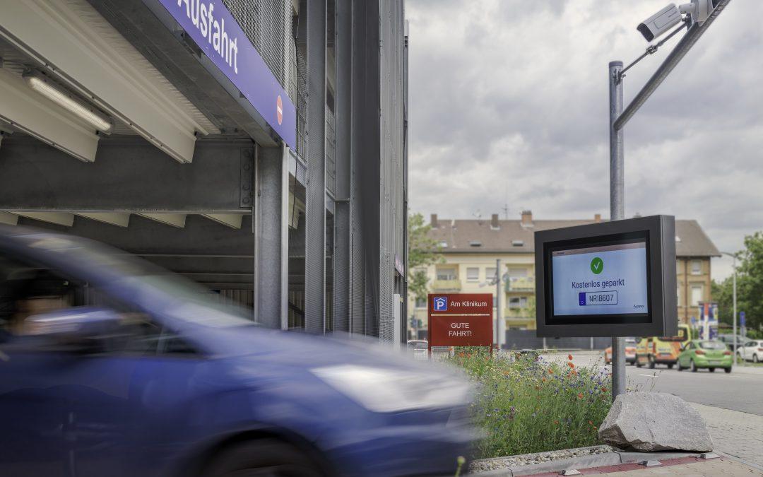 Parkhaus der Zukunft – Erstes 360 Grad Parkhaus steht in Bruchsal in Bautechnik | 06-2021