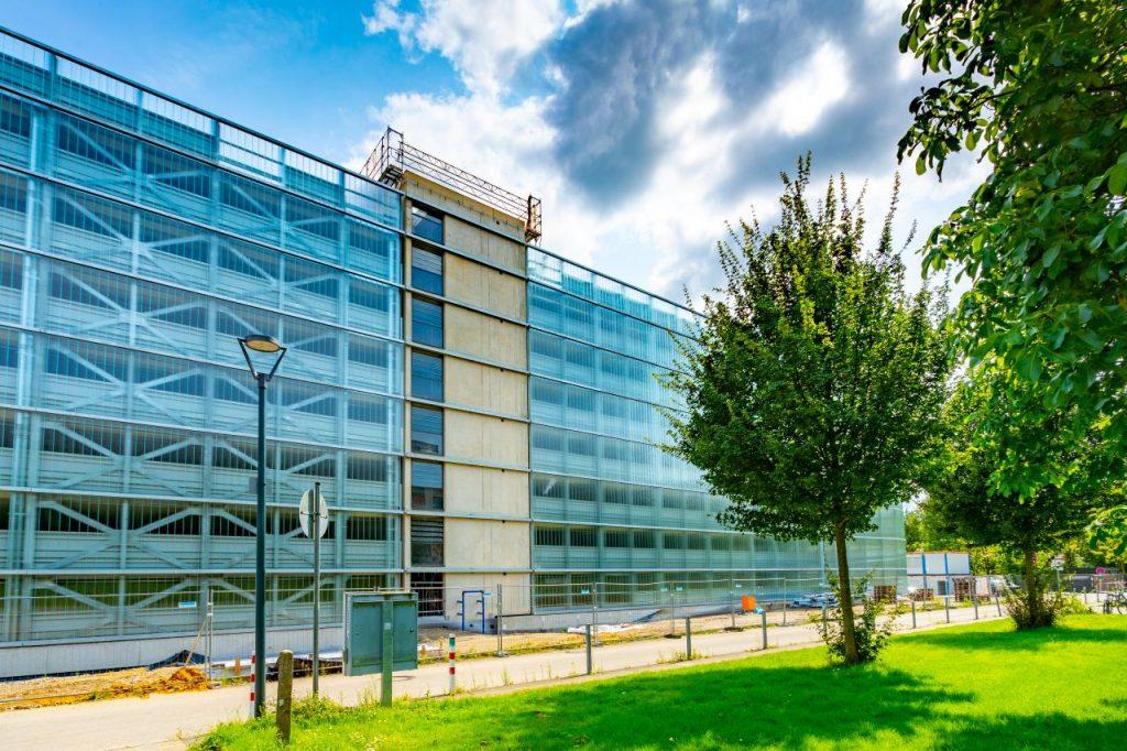 Projekt Aachen, Parkhaus Uniklinik RWTH Aachen